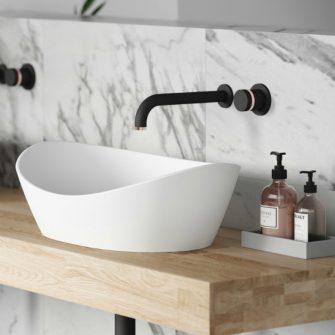 Waschbecken aus Silkstone