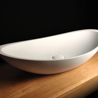 Aufsatzwaschbecken Felice silkstone
